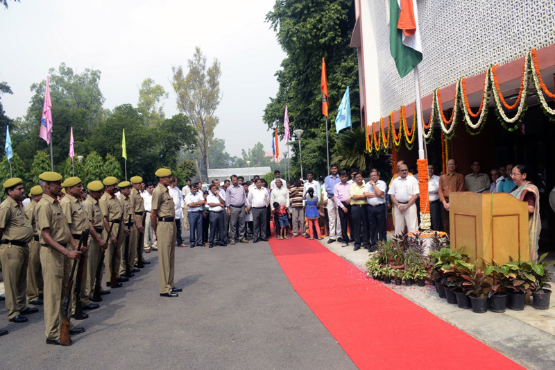 Independence Day Celebrations of IARI 2015