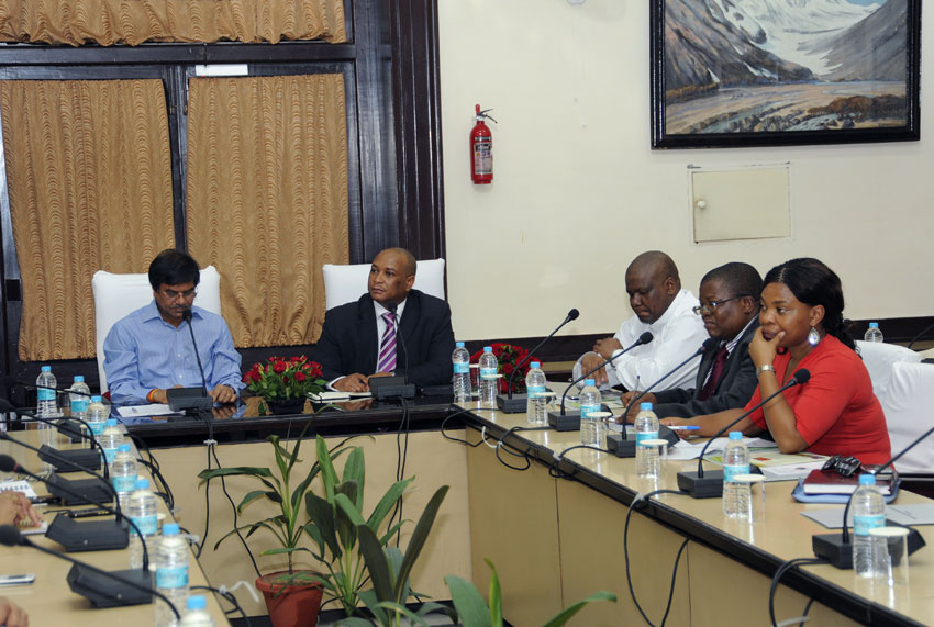 India - South Africa Meeting