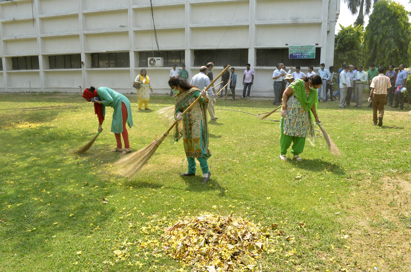 Swachchta Pakhwara (20 May, 2016)