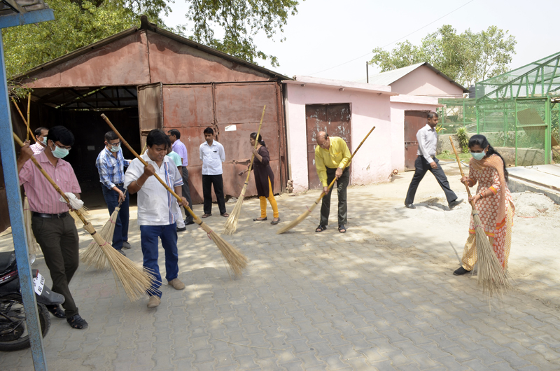 Swachchta Pakhwara (27 May, 2016)