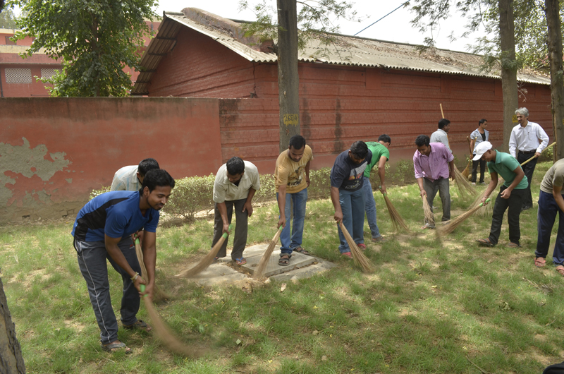 Swachchta Pakhwara (28 May, 2016)