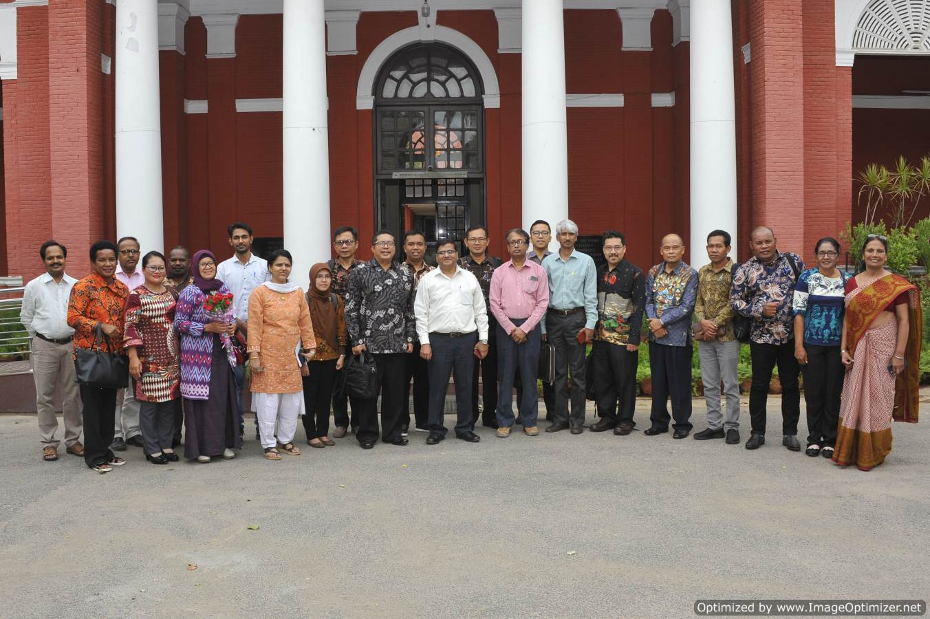 Indonesian Delegation visited IARI on 19th June 2019