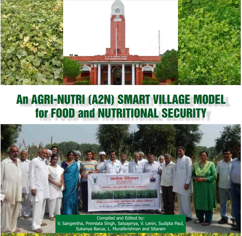 Agri-Nutri Smart Village for Food and Nutritional Security